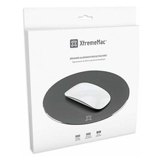 Коврик для мыши Xtrememac Aluminum Mouse Pad, серый, фото 2