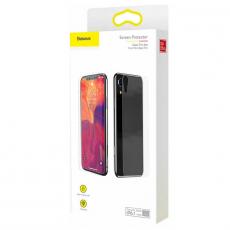 Комплект защитных стекол Baseus Glass Film Set для iPhone XR, прозрачный, фото 2