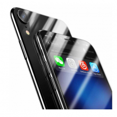 Комплект защитных стекол Baseus Glass Film Set для iPhone XR, прозрачный, фото 3