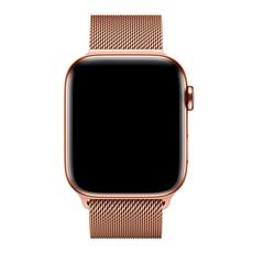 Миланский браслет для Apple Watch 44 мм, сетчатый, золотой, фото 2