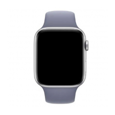 Ремешок Apple спортивный для Apple Watch 40 мм, SM/ML, тёмная лаванда., фото 3