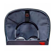 Рюкзак Xiaomi (Mi) Geek Backpack (2070), чёрный, фото 4