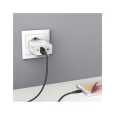 Сетевое зарядное устройство Anker 18W, 3А, 1 USB, белый, фото 2