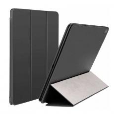 Чехол кожаный Baseus Simplism Y-Type для iPad Pro 11, чёрный, фото 1