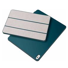 Чехол кожаный Baseus Simplism Y-Type для iPad Pro 12.9 (2018), синий, фото 3