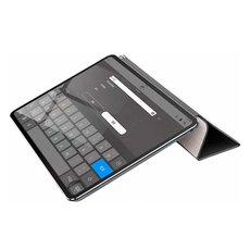 Чехол кожаный Baseus Simplism Y-Type для iPad Pro 12.9 (2018), чёрный, фото 3