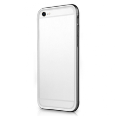 Чехол-накладка для iPhone 6/6S Itskins Heat, темно-серебристый, фото 1