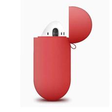 Чехол силиконовый Elago для AirPods, красный, фото 1