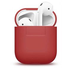 Чехол силиконовый Elago для AirPods, красный, фото 2