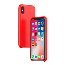 Чехол-накладка Baseus Original LSR для iPhone X/Xs, поликарбонат, красный, фото 1