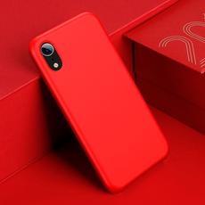 Чехол-накладка Baseus Original LSR для iPhone XR, поликарбонат, красный, фото 2