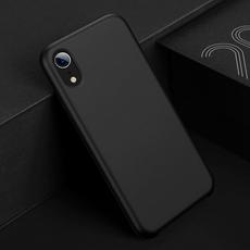 Чехол-накладка Baseus Original LSR для iPhone XR, поликарбонат, чёрный, фото 2
