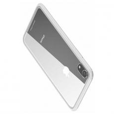 Чехол Baseus See-through Glass для iPhone XR, белый, фото 2