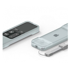 Чехол Elago R1 Intelli для пульта Apple TV, серый, фото 3