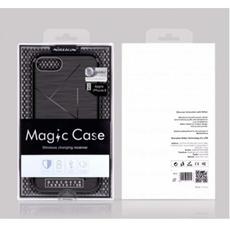 Чехол-накладка Nillkin Magic case для iPhone 7/8, силикон, чёрный, фото 3