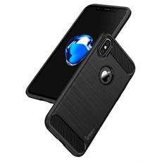 Чехол-накладка Series TPU iPaky case для iPhone X/Xs, полиуретан, чёрный, фото 1