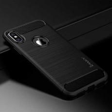 Чехол-накладка Series TPU iPaky case для iPhone X/Xs, полиуретан, чёрный, фото 2