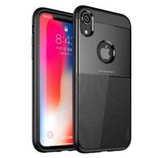 Чехол-накладка Series TPU iPaky case для iPhone XR, полиуретан, чёрный, фото 1