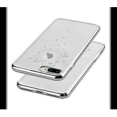 Чехол крышка Devia Crystal Garland для iPhone 6/6S Plus, серебряный, фото 3