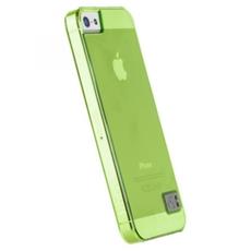 Чехол Hoco Crystal protective для iPhone 5, 5S и SE, зелёный, фото 1
