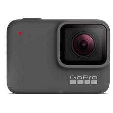 Экшн-камера GoPro HERO7 Silver Edition, серый, фото 1