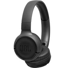 Беспроводные наушники JBL Tune 500BT, чёрный, фото 1