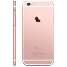 Apple iPhone 6S 64GB Rose Gold (вид сбоку)