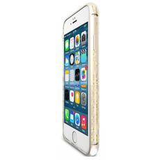Бампер алюминиевый Hoco Good Fortune Series для iPhone 6/6S, розовое золото, фото 1