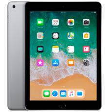 "Apple iPad 9.7"", Wi-Fi, 32 ГБ, 2018, ""серый космос"" (витринный образец), фото 1"