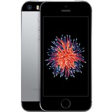 """Apple iPhone SE """"как новый"""", 128 ГБ, """"серый космос"""", фото 1"""