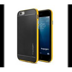 Бампер SGP Neo Hybrid EX Series для iPhone 6/6S, жёлтый, фото 1