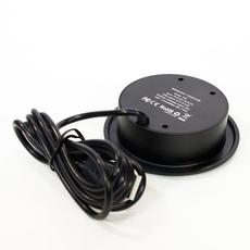 Беспроводное зарядное устройство Hopepower, 5W встраиваемое в мебель, черный, фото 3