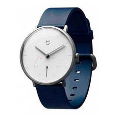 Гибридные смарт-часы Xiaomi Mijia Quartz Watch, синий, фото 1