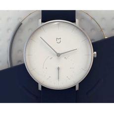 Гибридные смарт-часы Xiaomi Mijia Quartz Watch, синий, фото 3