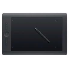 Графический планшет Wacom Intuos Pro Large, чёрный, фото 1