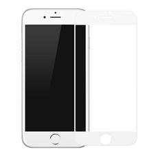 Защитное стекло для iPhone 6/6S, белое, фото 1