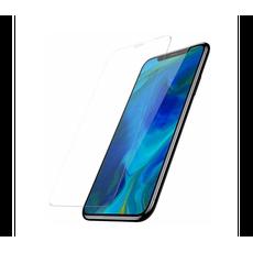 Защитное стекло премиум для iPhone X, класс А+, без упаковки, прозрачный, фото 1