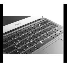 Накладка на клавиатуру i-Blason для MacBook Air 13, Pro Retina 13/15, силикон, прозрачный (US), фото 3