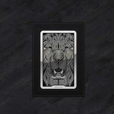 """Обложка для паспорта Jumo, натуральная кожа, никель с посеребрением, """"Звери"""", фото 1"""