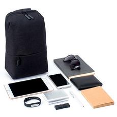 Рюкзак Xiaomi Multi-functional Urban Leisure Chest Pack, тёмно-серый, фото 3