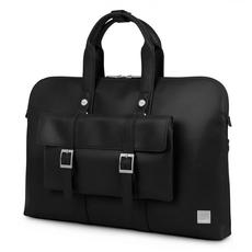 """Сумка Moshi Treya Briefcase для ноутбуков до 13"""", чёрный, фото 1"""