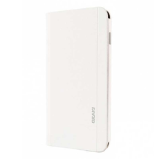 Чехол-книжка Ozaki O!coat Aim для iPhone 6 Plus/6S Plus, натуральная кожа, белый, фото 1
