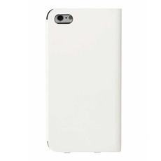 Чехол-книжка Ozaki O!coat Aim для iPhone 6 Plus/6S Plus, натуральная кожа, белый, фото 2
