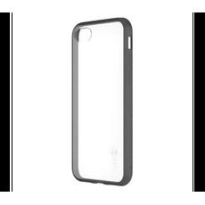Чехол-накладка LAB.C Mix & Match для iPhone 5/5s/SE, полиуретан, серый / прозрачный, фото 1