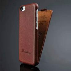 Чехол-флип HOCO Retro Fashion Vintage Style для iPhone 6/6s, эко-кожа, коричневый, фото 2