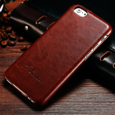 Чехол-флип HOCO Retro Fashion Vintage Style для iPhone 6/6s, эко-кожа, коричневый, фото 3