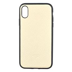 Чехол TORIA TOGO для iPhone Х/XS, бежевый, фото 1