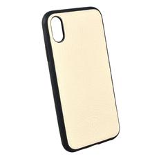 Чехол TORIA TOGO для iPhone Х/XS, бежевый, фото 2