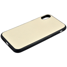 Чехол TORIA TOGO для iPhone Х/XS, бежевый, фото 3