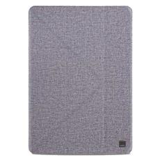 Чехол Uniq Yorker Kanvas Plus для iPad Pro 11, с функцией зарядки стилуса, серый, фото 1